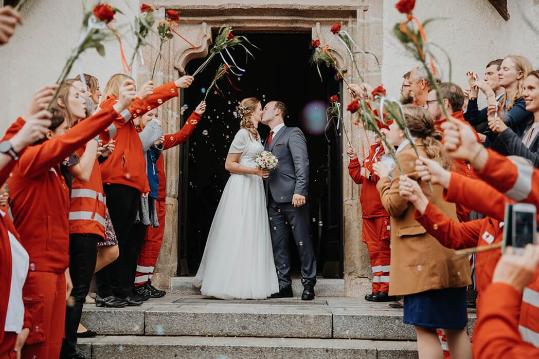 Hochzeit in Bad Kreuzen/Oberösterreich Verygraphy
