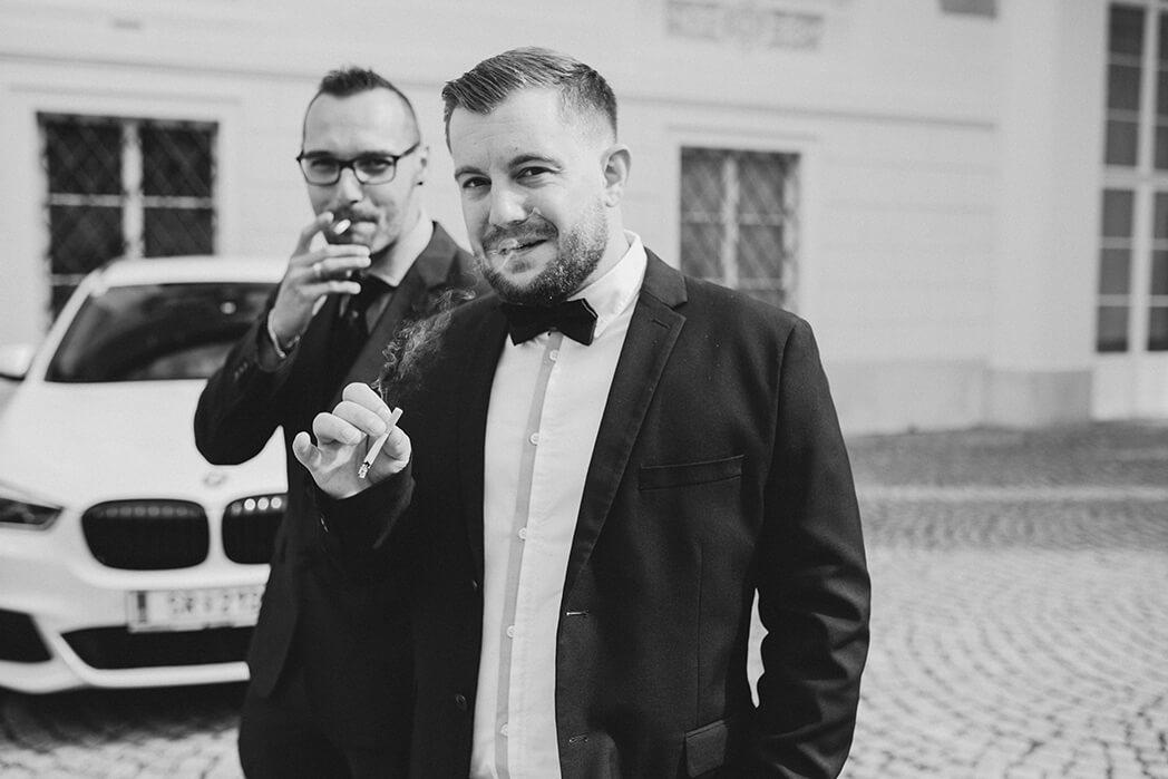 Hochzeit im Schloss Lamberg, Steyr, Oberösterreich, Verygraphy
